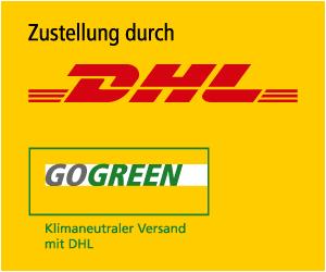 Versand mit DHL Go Green